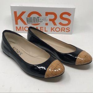 Michael Kors Odessa Flats Size 7.5